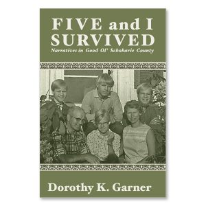 Anthony Garner - Five and I Survived