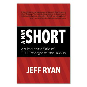 Jeff Ryan - A Man Short